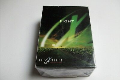 Set Complet X-Files Fight The Future
