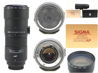 Sigma 180mm F/2.8 APO Macro Autofocus Lens For Minolta Alpha Mount