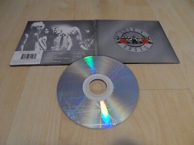 Guns N' Roses - Greatest Hits (Parental Advisory) (2008 CD ALBUM IN DIGIPAK)