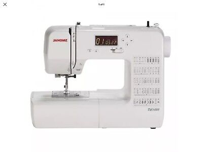 New Janome DC1050 Computerized Sewing Machine w/Free Bonus Package +INT Shipping