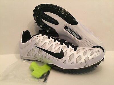 look for official amazon MEN'S NIKE ZOOM Maxcat 4 Sprint ( Size 11.5 )Track Spikes ...