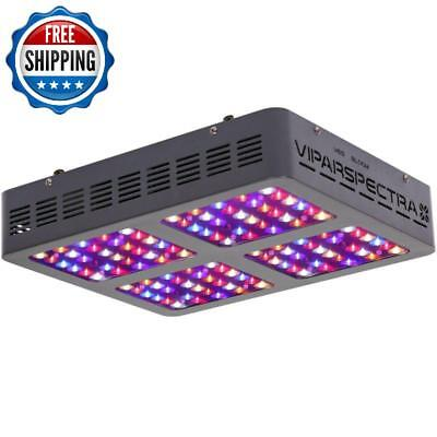 Viparspectra Reflector-Series 600W Led Grow Light Full Spectrum For Indoor Plant