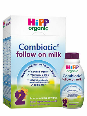 Follow On Milk, Organic 800g (Hipp)