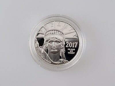 1 oz American Eagle 20th Anniversary Platin Proof Platinmünze 2017