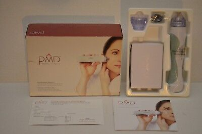 PMD Personal Microderm Kit W/Exfoliating Discs, Caps, Power Cord & MORE!
