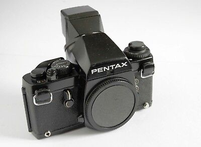Pentax LX body only with FB-1 finder & FC-1 eyepiece