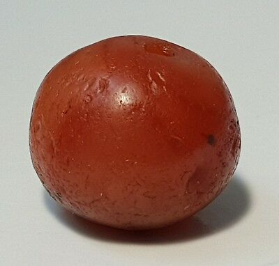 15.7mm ANCIENT RARE CARNELIAN / AGATE BEAD
