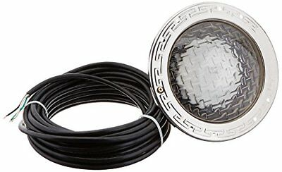 78448100 Amerlite Underwater Incandescent Pool Light W Stainless Steel Face Ring