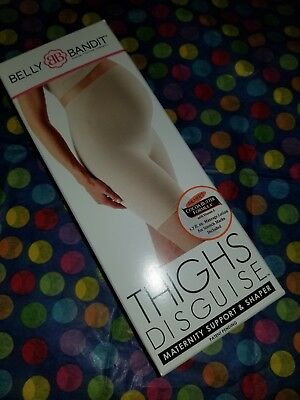 *****belly Bandit Thighs Disguise Support & Shaper ( Large * Nude )