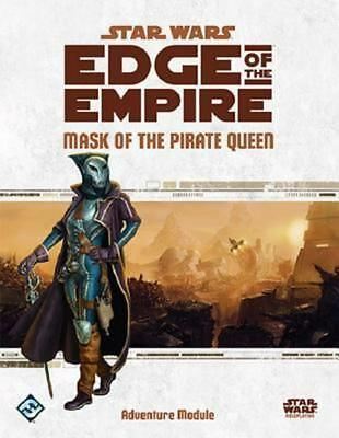 Star Wars: Edge of the Empire RPG: Mask of the Pirate Queen Adventure Module Fre