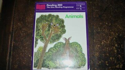 New Reading 360: Animals (The Ginn Reading Programme) by Day, N E Paperback The