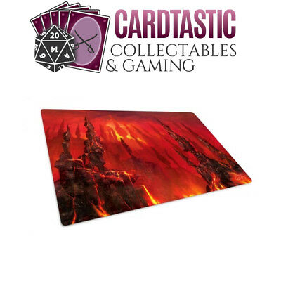 Ultimate Guard Play Mat Lands Edition Mountain 61x35cm