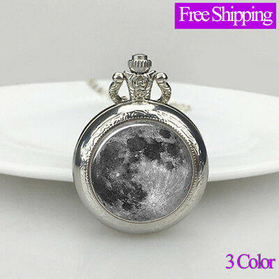 antique pocket watch,Galaxy pocket watch necklace,Galaxy Necklace Space Watches