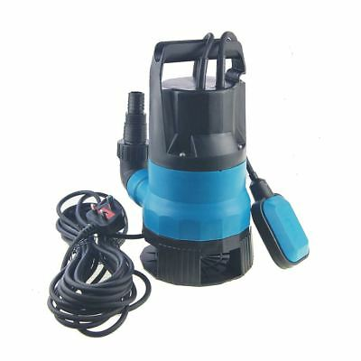 Garden Pond Submersible Clean and Dirty Water Pump [Power:400W] Free P&P