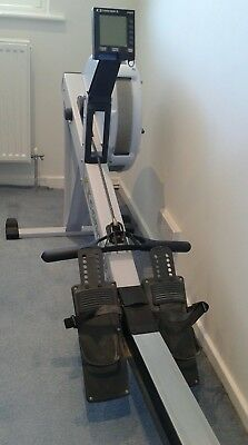 Concept 2 model D Rowing machine, PM3 monitor.