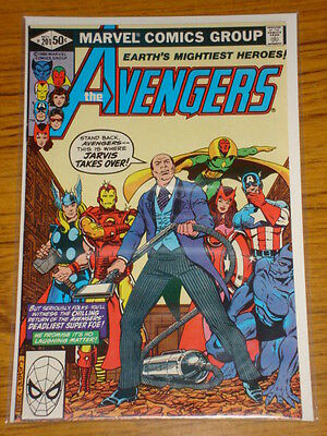 Avengers #201 Vol1 Marvel Comics November 1980