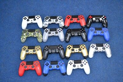 Official Genuine Sony Ps4 Dualshock 4 Controller - 16 Designs To Choose From