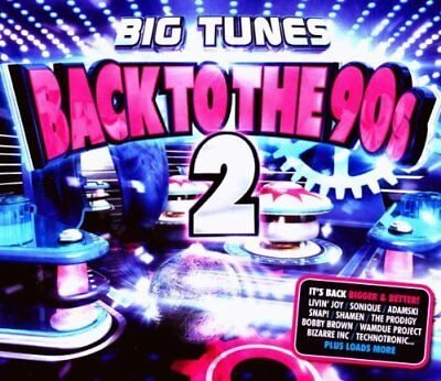 Big Tunes -  Back To The 90's Vol.2 (3 X CD ' Various Artists)