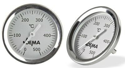 2x Grillthermometer DGT500 Grill Smoker BBQ Ofenthermometer 922312