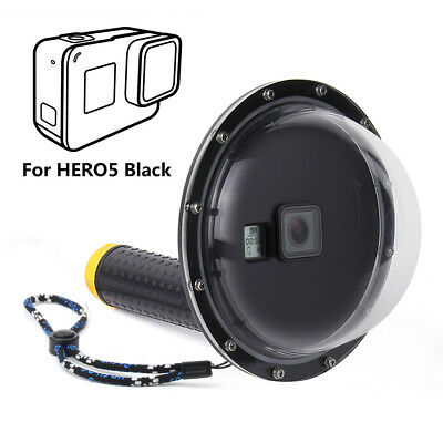 Waterproof Dome Port Underwater Diving Camera Lens Cover for GoPro HERO 5 6 7