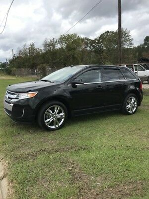 2012 Ford Edge Limited 2012 Ford Edge Limited FWD 2L EcoBoost w/alot of extras & phone app/extra alarm