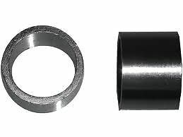 Exhaust seal and clamp Front Pipe Honda CB 125 TD Super Dream 1982-1988