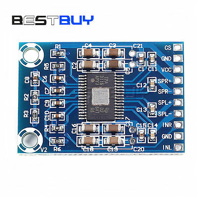 12V-24V Single channel power supply audio amplifier module board TPA3116DA BSG
