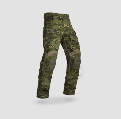 Brand New Authentic Crye Precision G3 Combat Pants Multicam TROPIC 34 Regular