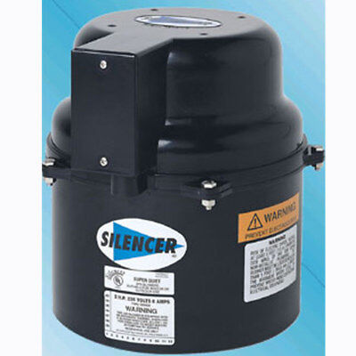 Air Supply Of The Future SILENCER 1.5 HP 240 Volt Outdoor Spa Blower 6316220F