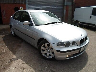 2003 BMW 3 Series 318 Ti Se Compact 2.0 Automatic 3 Door Coupe + ...