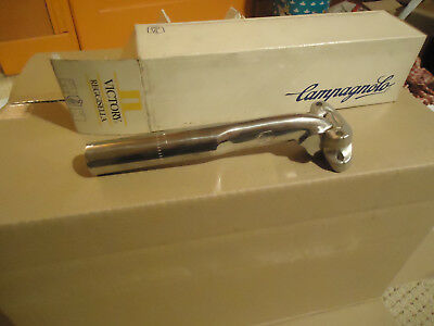 Tige de Selle Campagnolo Victory NEUVE en boîte // NOS // Seat post NEW in box