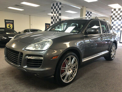 2008 Porsche Cayenne  low mile turbo free shipping warranty clean carfax 4x4 luxury finance