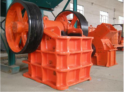 New PE400 X 600 Universal Jaw Crusher With Motor All Fees Included to Your Port