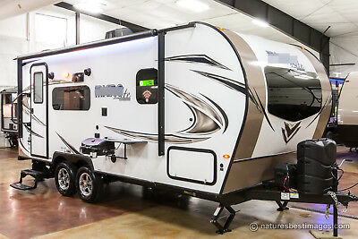 New 2019 Micro Lite 21FBRS Travel Trailer AKA Rockwood 2109S Mini Lite For Sale