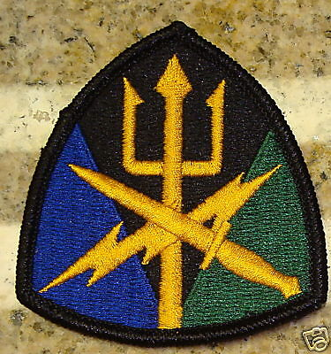 Army Patch, New Joint Forces Cmd,special Ops Cmd