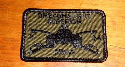 Army Patch, 2Nd Bn,34Th Armor Regiment, Superior Crew Pocket Patch