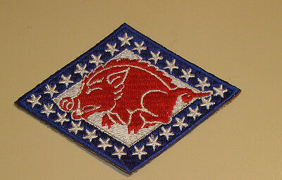 Army Patch,ssi, Arkansas National Guard Headquarters