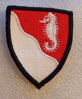 Army Patch, 36Th Engineer Brigade, Full Color, Non Wavy Variation