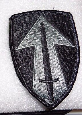 Army Patch,ssi, 2Nd Field Force-Vietnam, Acu, With Hook Loop Fastener