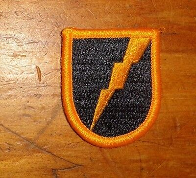 Airborne Beret Flash. 104Th Cavalry Detachment,(Rsta) Pa Arng, Current