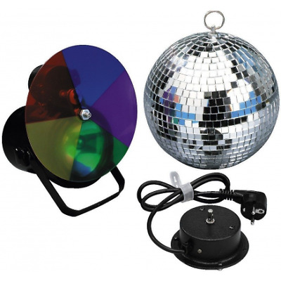 Discobal Complete set LE-3SP DMR Electronics EU