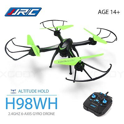 H98WH WIFI Camera Drone FPV 2.4Ghz 4CH 6-Axis RC Quadcopter HD RTF Explorer