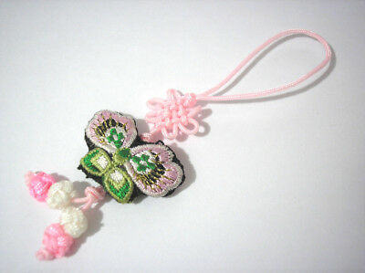 Silk Butterfly Cell Phone Hanging Item 5070