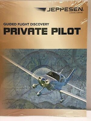 NEW JEPPESEN GFD PRIVATE PILOT TEXTBOOK p/n 10001360, 5/2018 Rev.