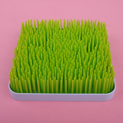 Simulation Green Drying Rack Grass Countertop Bottle Grass Style Dish Kitchen
