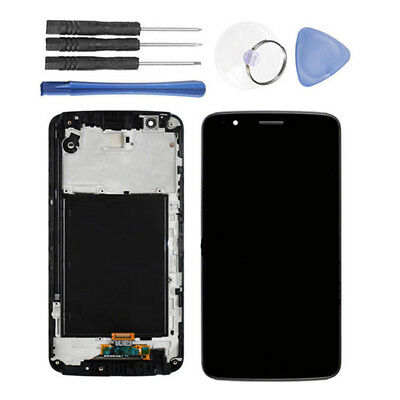 For LG Stylo 3 L83BL L84VL M430 LS777 5.7'' LCD Touch Screen Digitizer Frame USA