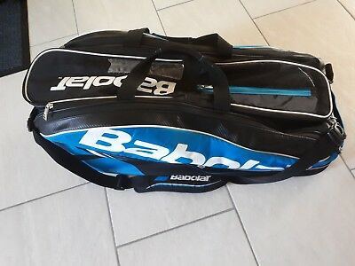 Tennistasche Babolat Team x9 Racketholder Pure Drive 2015