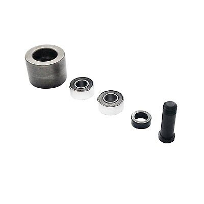 Astro Pneumatic 3037PAR Belt Sander Pulley Assembly Replacement - Rubber