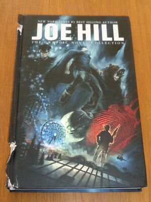 Joe Hill Graphic Novel Collection IDW Publishing (Hardback)< 9781631407680