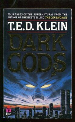 Dark Gods by Klein, T.E.D. Paperback Book The Cheap Fast Free Post
